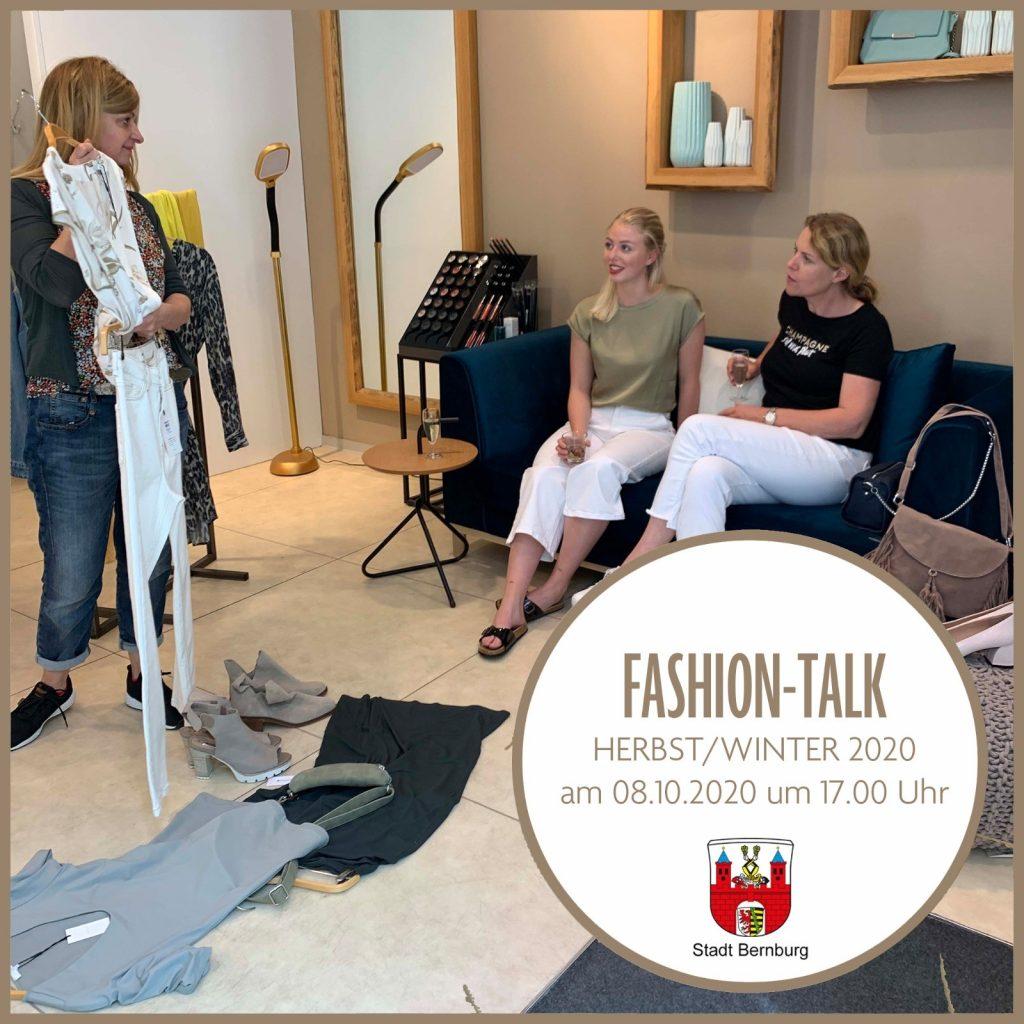 Fashion-Talk in Bernburg